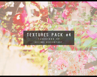 Textures pack #4 4P By vul3m3 by vul3m3