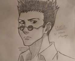Leorio (Sketch) by Max-Manga