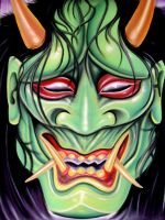 hannya by ChrisVennekamp