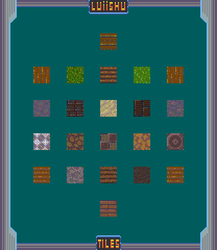 RPG Maker VX/Ace - 16-Bit Floor Collection 1 by Luiishu535