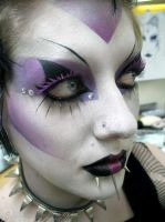 Fantasy Makeup Assignment by Neumorin