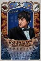2nd Doctor by boop-boop