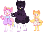 furby family by irlnya