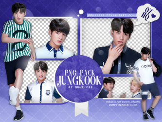 Jungkook (BTS) PNG Pack #002 by ggukiess