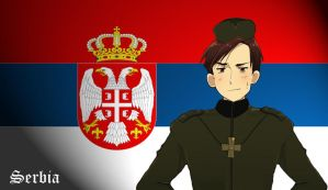 Serbia Wallpaper by gaaradesert6