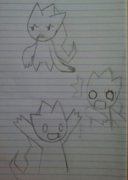Roofus the Banette by JPR1226