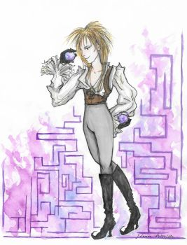 AT: Jareth for Shesvii by J-laura