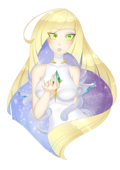 Lusamine by Cynical-Pancake