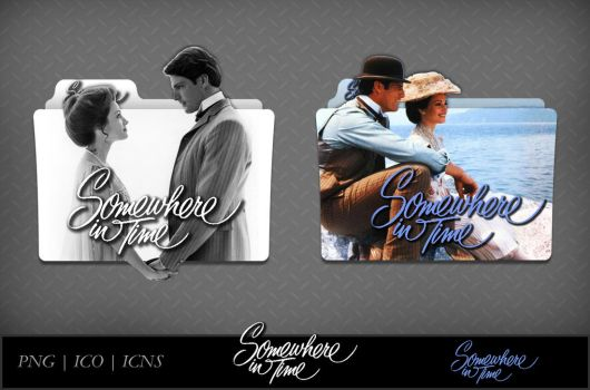 Somewhere in Time (1980) Movie Folder Icons by DhrisJ