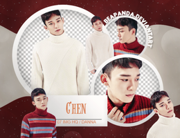 Pack Png 554 // Chen (EXO) by BEAPANDA