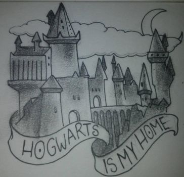 Hogwarts is my home by Animal-lens13