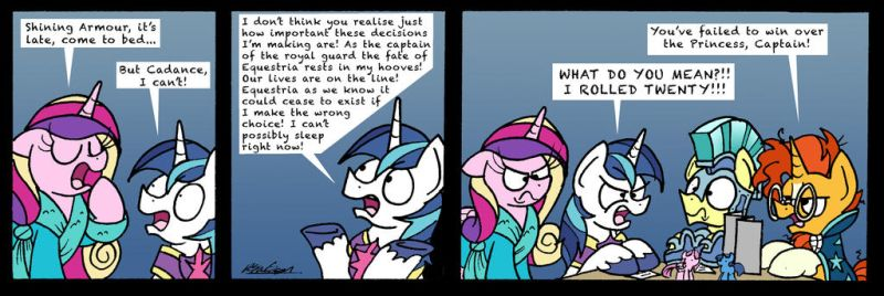 Powers Of Persuasion by bobthedalek