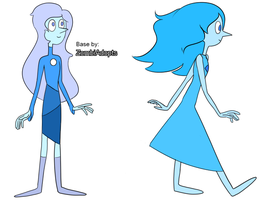 [Open!] Cheap Blue Pearl Adopts (#2 open, 30 pts) by EnderDurant