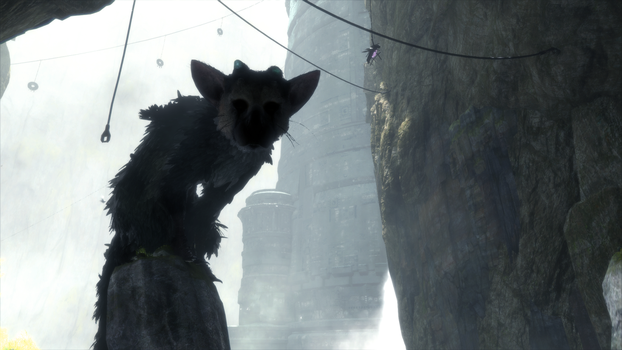 The Last Guardian screenshot by TheScratcher