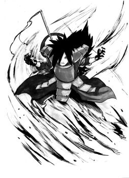 Madara Comission by Nerirearte