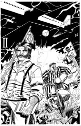 Life-Time Issue 2 cover by Alf-Alpha
