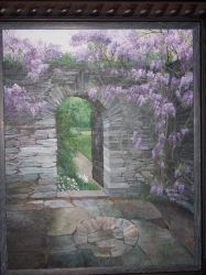 wisteria court by lacalanthe