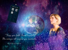 Keep Your Faith-Thirteenth Doctor Edit by PrettyKitty93