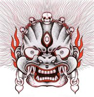 Mahakala by JonToogood