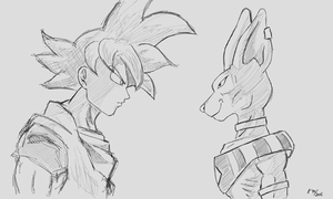 Dragon Ball Z - Battle of Gods by kosko99