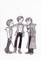 #22 Why I'm No Longer Allowed in the Tardis by ChrysophylaxCreates
