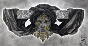 The Veil by Adeline-Martin