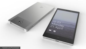 Surface Phone 2 by JonDae