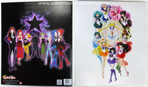 Sailor Moon S Binder by onsenmochi