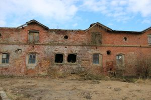 Abandoned building Stock 11 by Malleni-Stock