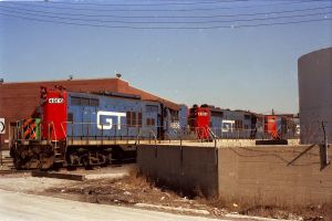 Grand Trunk Geeps at Clyde 1 by eyepilot13