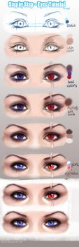 +Step by Step - Eyes+ by Enijoi