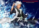 Hitsugaya Toushiro_ Blue Ice by renealexa