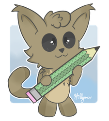 [Art Trade] Shijiang the cat by Millymew