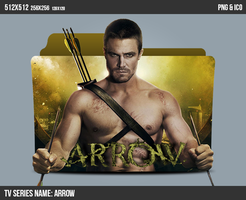 Arrow Folder ICON by kasbandi