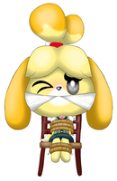 Isabelle by BrackWilly