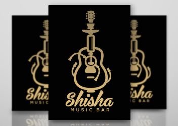 Shisha music bar by n2n44studio