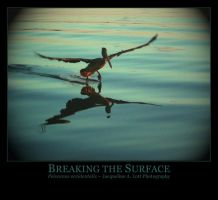 Breaking the Surface by Isquiesque