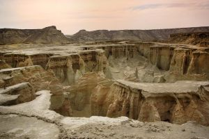 Qeshm Island- Valley of the Stars by CitizenFresh