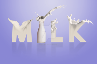 Milk by IrisFerrara