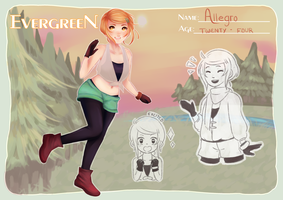 [EvergreeN] Allegro by petalade