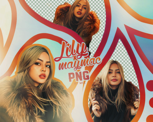 Lily Maymac PNG PACK-by Mel by melissaalison13