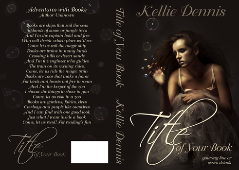 BCBD1760 Printable Book Cover by bookcoverbydesign
