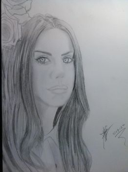 Lana del Rey by Jumper02