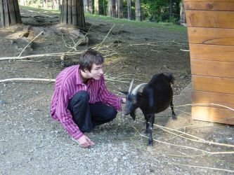 Me and Goat by overdrive