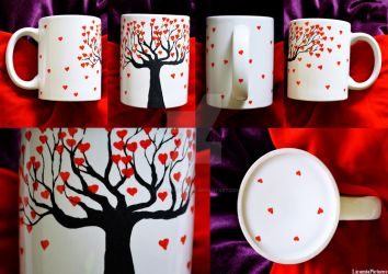 Mr20-Mug 20. Tree of Love by LicamtaPictures