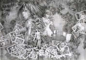 Zero 3-pencil by SS-Cheong