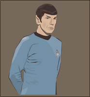Spock by Thimoteus
