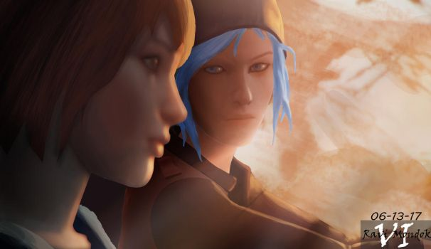 Life is Strange Max And Chloe by creeperkillingking
