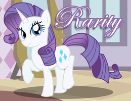 Rarity by Xain-Russell
