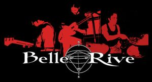 Belle Rive Logo Graphic by phenoxa